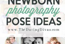 Newborn Photography Poses