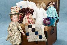 Dolls / Mainly vintage dolls.