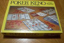 board games - k
