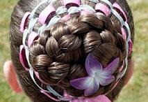 Ariaunna's hair