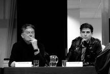 """Raul Antelo / Conferencia de Raúl Antelo  """"Roland Barthes y el método rapsódico"""" en homenaje al centenario de Roland Barthes.  en la Universidad Nacional Tres de Febrero (UNTREF)"""