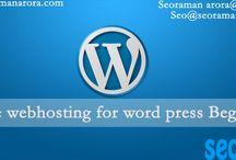 Top 5 Free Webhosting for WordPress Beginners