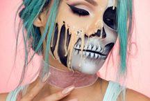 Halloween Costume, Cosplay, Makeup And Accessories