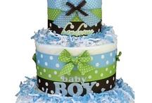 Baby Diaper cake / by Betty Archuleta