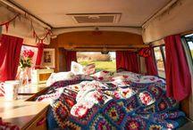 Campervan Interior