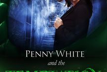 Penny White Covers