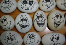 funny stones.