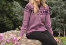 Garments: Knitting & Crochet Patterns / Find beautiful garments patterns for both men and women.