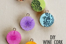 DIY Projects - Wine Theme / Some help for your DIY wine-themed projects