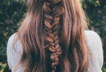 Lovely hair♡
