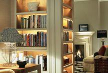 Bookshelves Decor