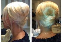 Wedding hair / by Susan Gonsalves