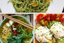 Healthy meals fast / Eat healthy without spending all your time cooking