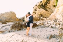 Corona Del Mar Engagement Photos