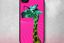 iphone cases / by Hannah Munoz