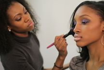 LUV Behind the Scenes-Beauty Events / Come see us or check out pics from past beauty events
