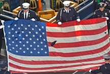 LAND OF THE FREE, HOME OF THE BRAVE! / by Pamela Grantham