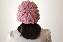 Knit Slouch Hat / by Sennur Crafts