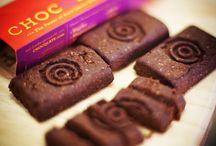Schokolade / Schokolade gemacht mit Schokoladensets von ChocQlate.com. Fotos von Olga Löffler & Franzi Schädel