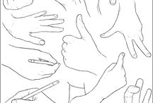 Anatomy - Hands / Anatomy - Hands