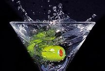 Martini Madness! Drink up! / I'm not much of a drinker.... but some of these drinks sound and look so good..hmmmm. I think I should try a few. / by Danielle Anderson