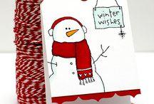 Christmas Tags / by Cynthia Ryder