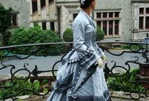 Fashion 1870 - 1875 / I bustle