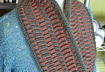 knitting - brioche technique