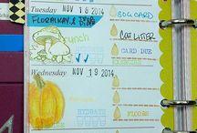 Planners, Organizers, Filofax Fun / Get stamping on your To Do list! #filofax #planner #organizer