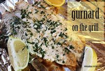 Fish - Sustainable Fish - Gurnard