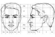 Dibujo rostro