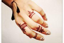 Henna Tatt pins