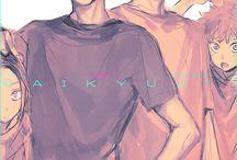 I pallavolisti gay della Karasuno <3