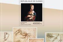 New stamps issue released by STAMPERIJA | No. 471 / GUINEA (GUINÉE) 20 10 2014 CODE: GU14501A-GU14512A