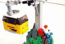 LEGO City - Mountaintop Transport
