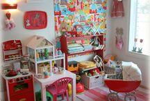 Lastenhuone - kidsroom / Ideoita ja iloa lastenhuoneisiin.