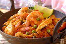 Paella Dishes