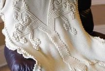 Heirloom Crochet Blankets / Patterns and Ideas for Heriloom Quality Blankets