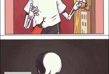 Komiksy Undertale