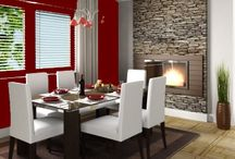 Dining room/Comedor / by Mary Rosado