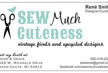 Sew Much Cuteness by René