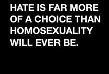 My Liberal Views / My Liberal Beliefs / by Glamourpuss.One