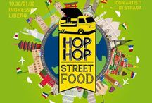 HopHop StreetFood  8 - 9 -10 luglio Brembate di Sopra (BG)