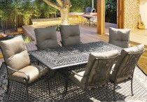 Outdoor Furniture Patio Dining Sets / Best quality outdoor patio furniture dining set cast aluminum garden furniture Orange County (OC).