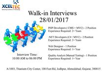 XcelTec Walkin Interview