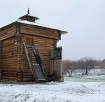 Wooden Buildings, Russia