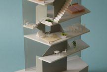 model / Architectural models.