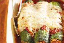 legumes courgettes