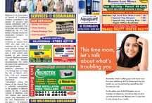 T. Nagar Times / T.nagar Times weekly local newspaper in t.nagar, Mambalam, W.sidapet circulated every sundays