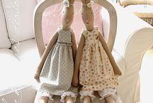 Kaniner/harer